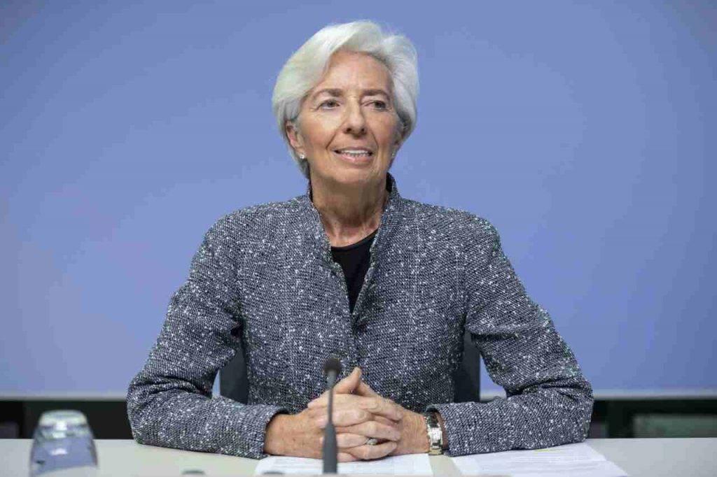 Christine Lagarde BCE