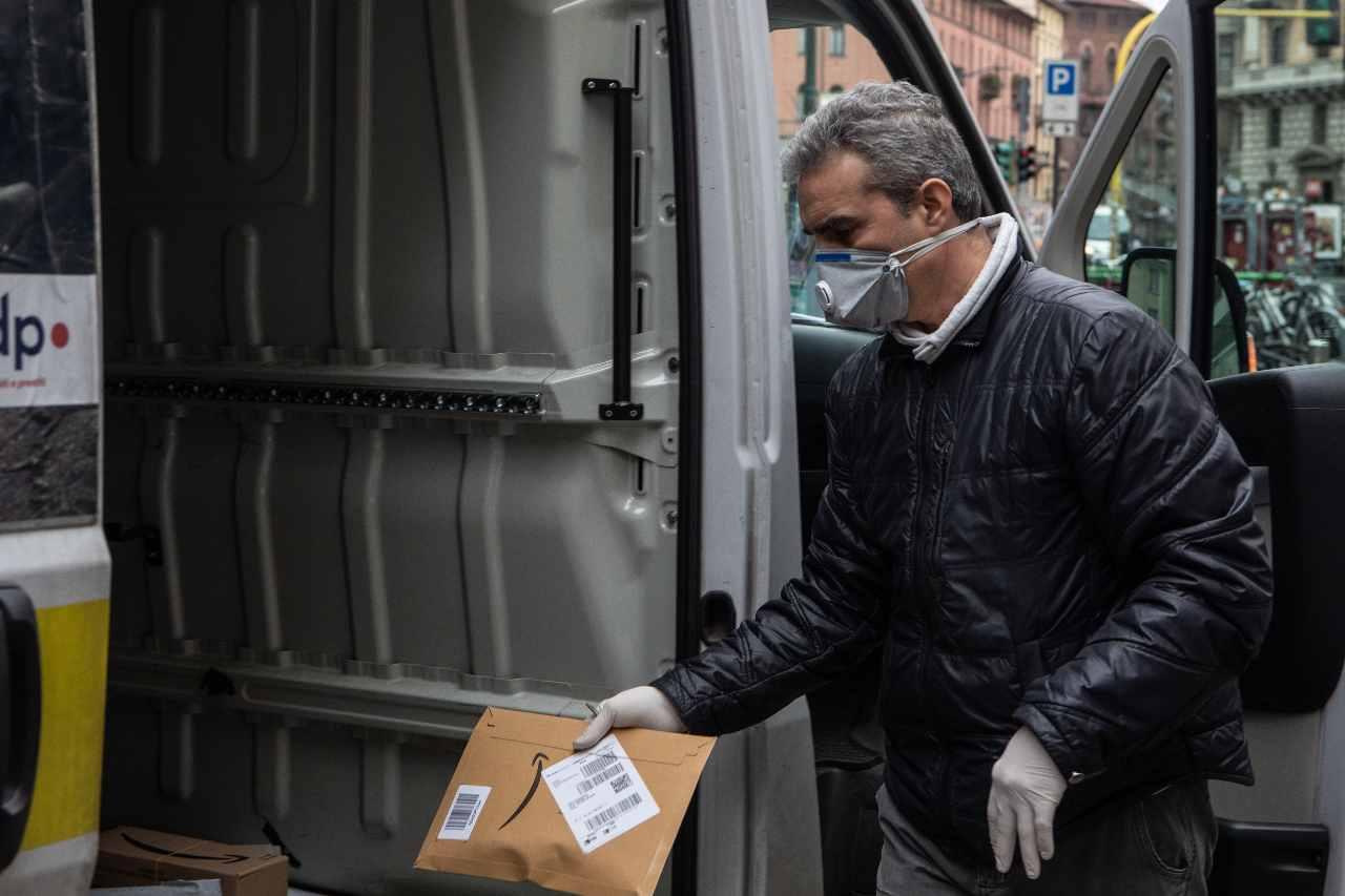 Consegna Amazon