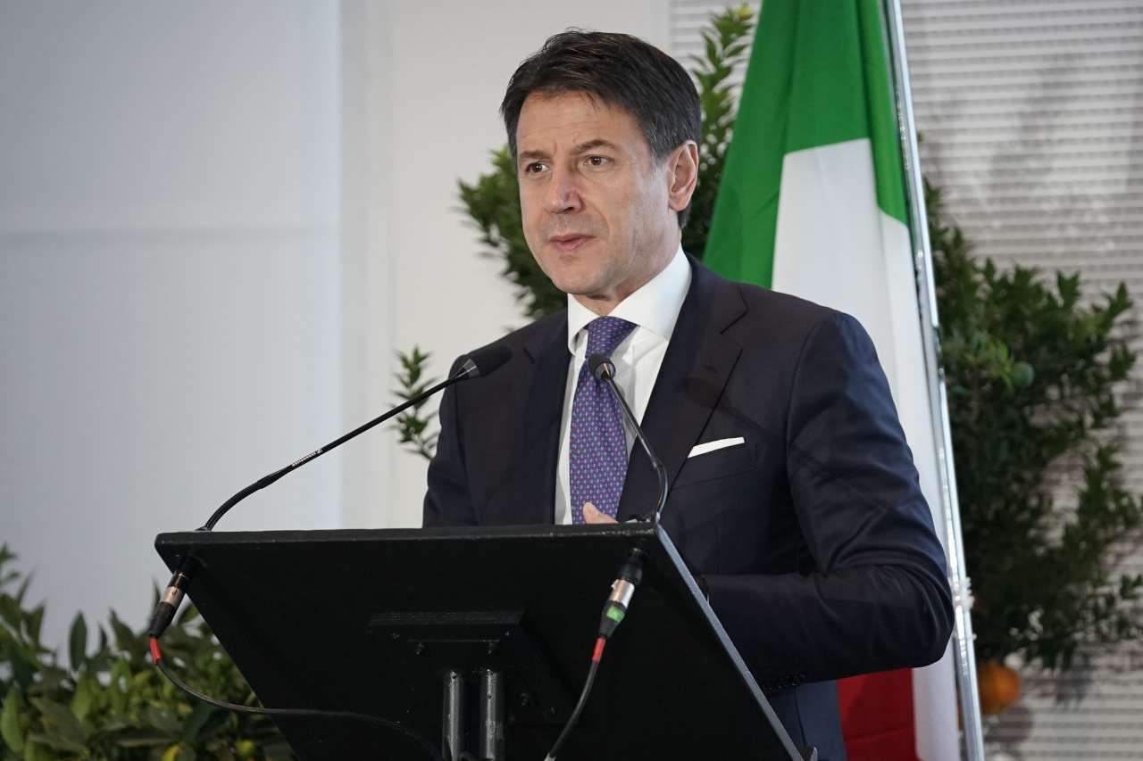 Premier Giuseppe Conte