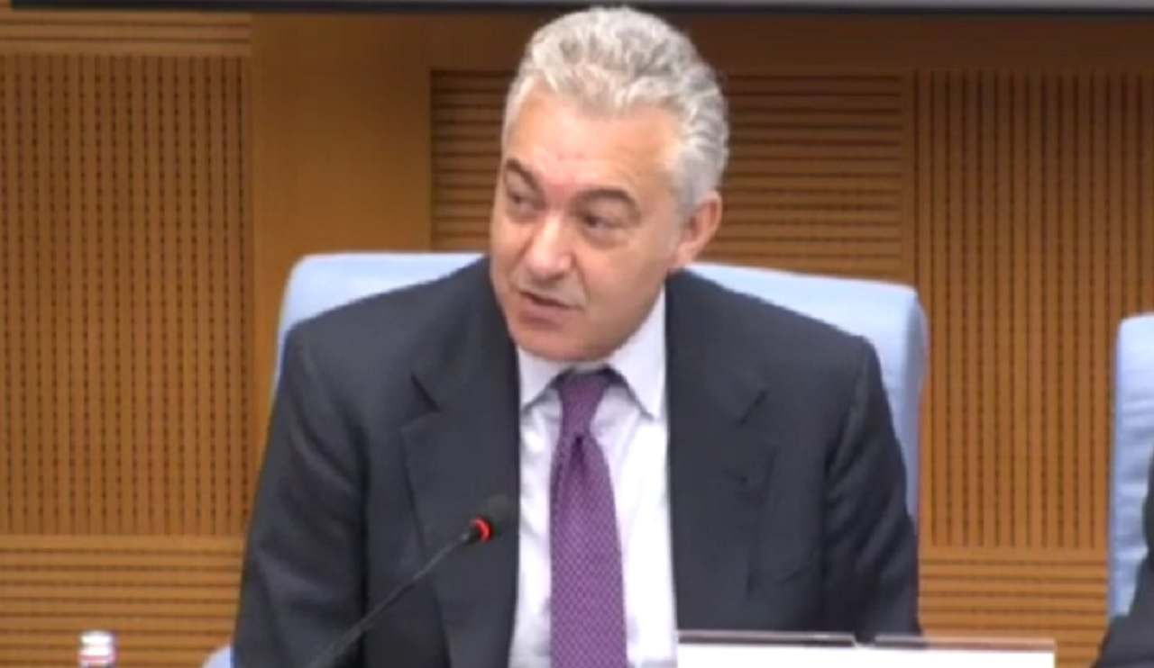 Domenico Arcuri commissario coronavirus