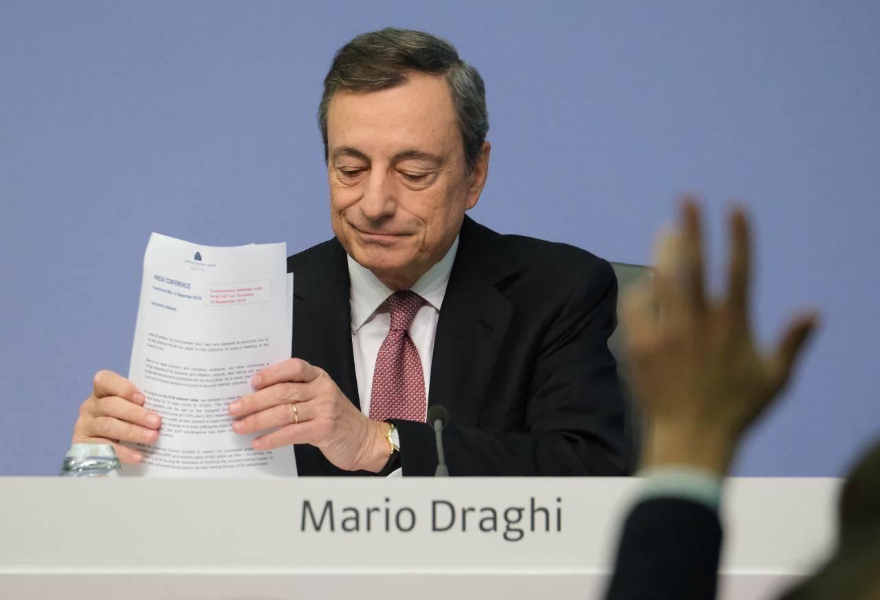Umbria Mario Draghi