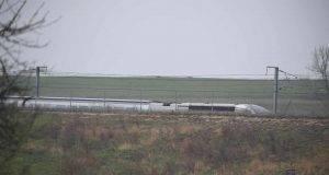 Incidente treno