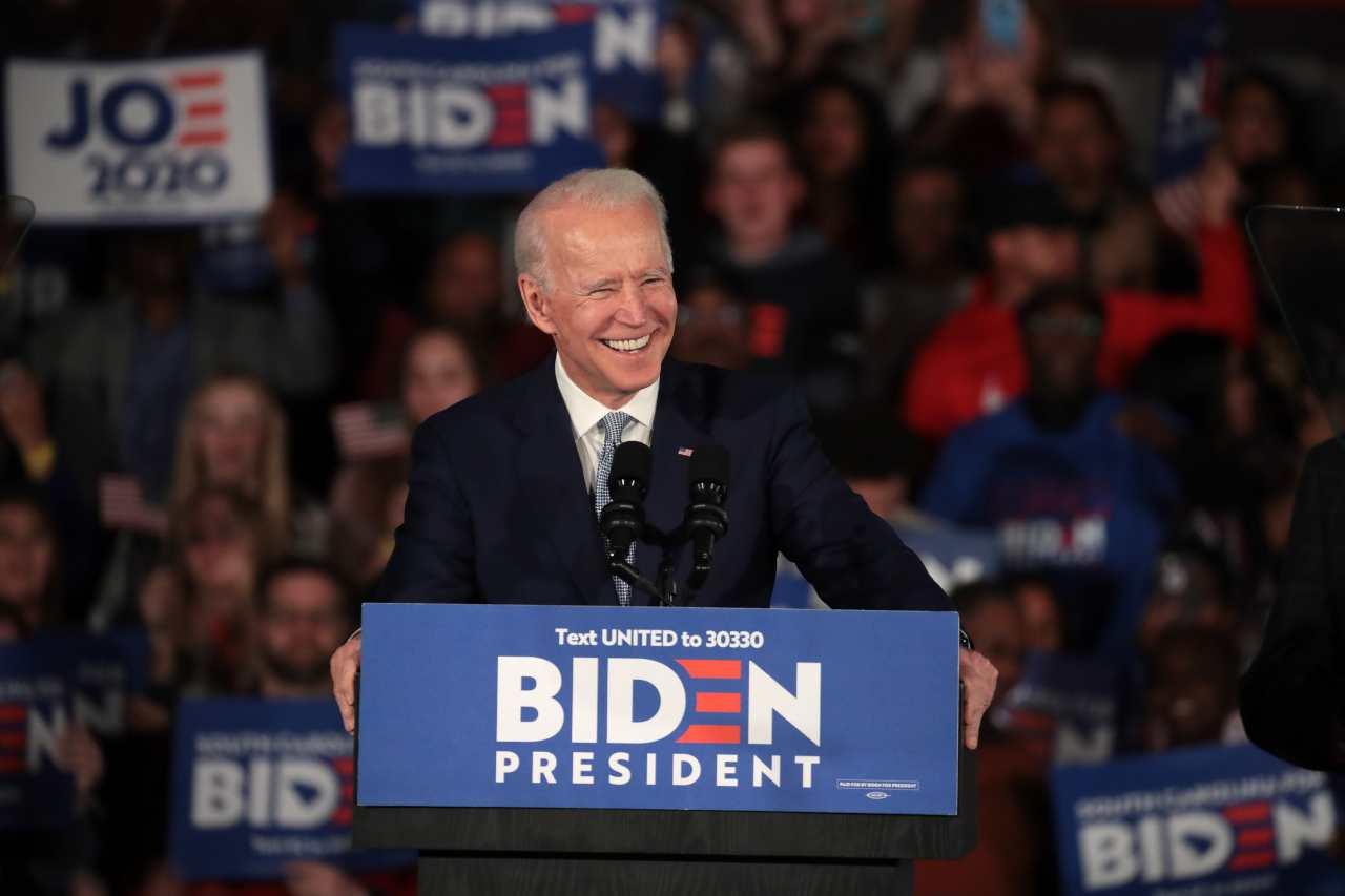 Usa Georgia Biden