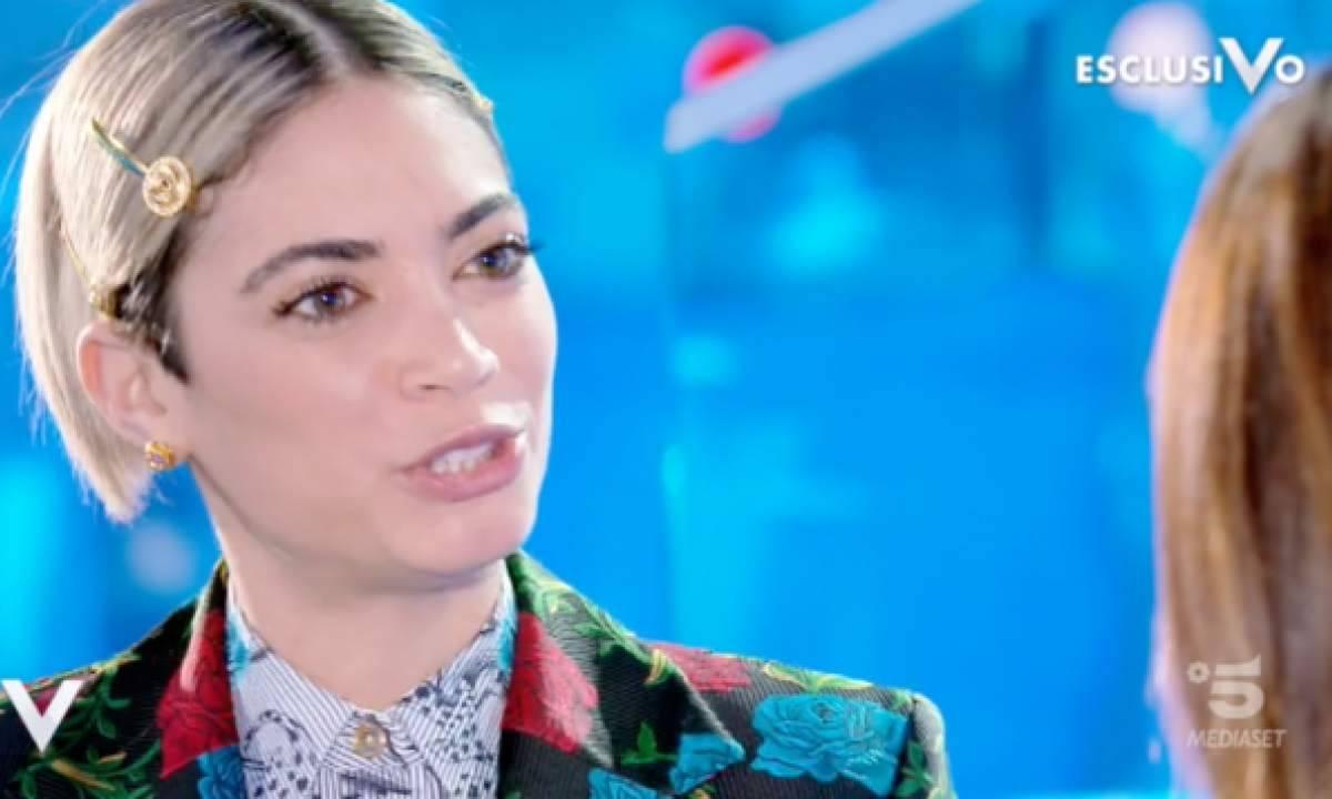 Elodie a Verissimo: le dichiarazioni su Marco Masini dopo la lite