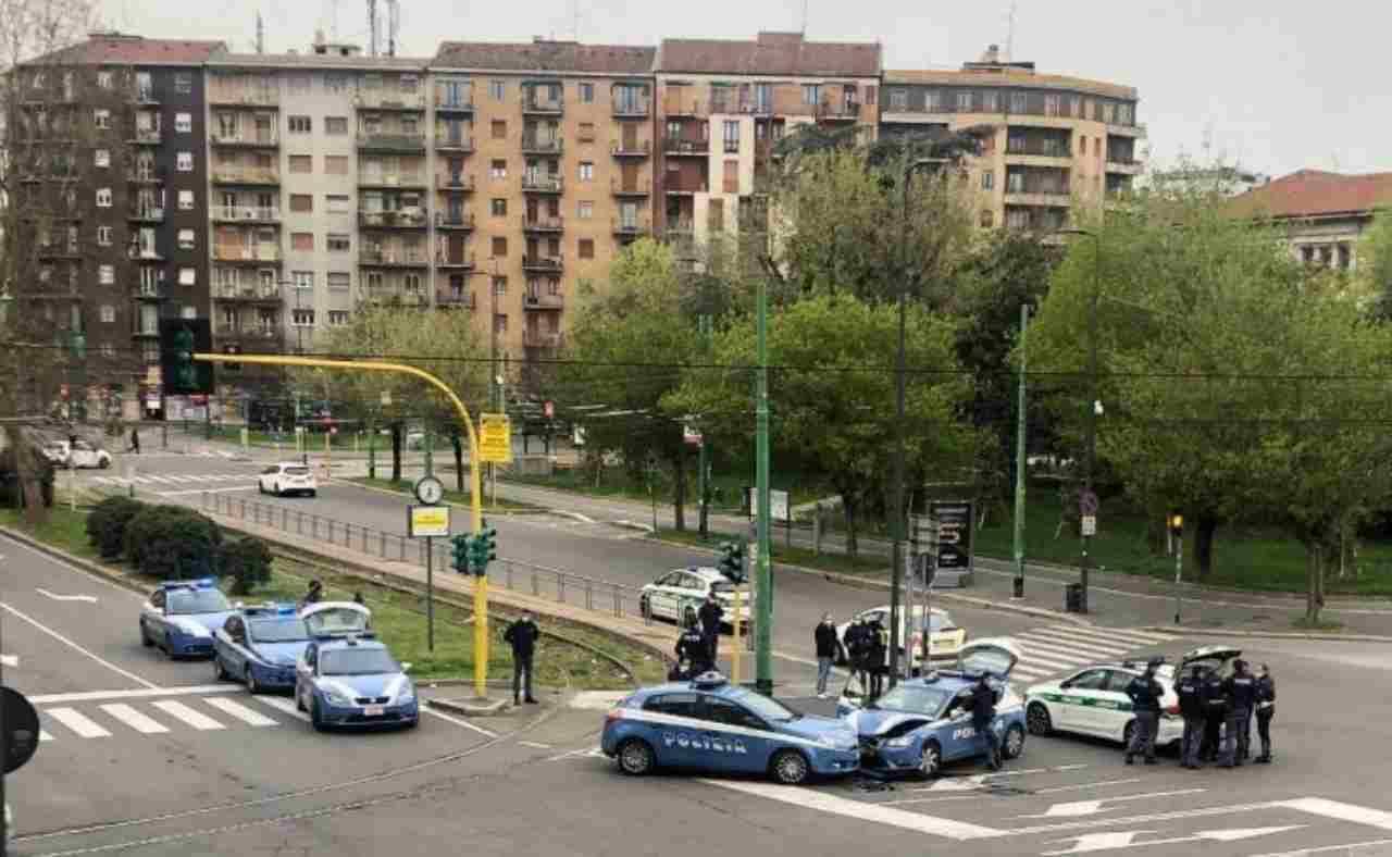 Milano volanti