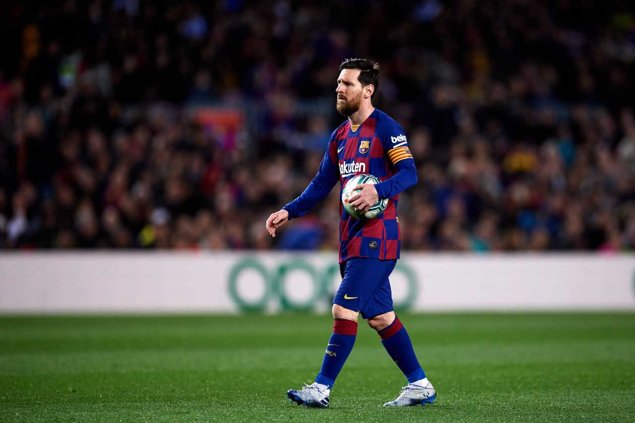 Dugarry Messi