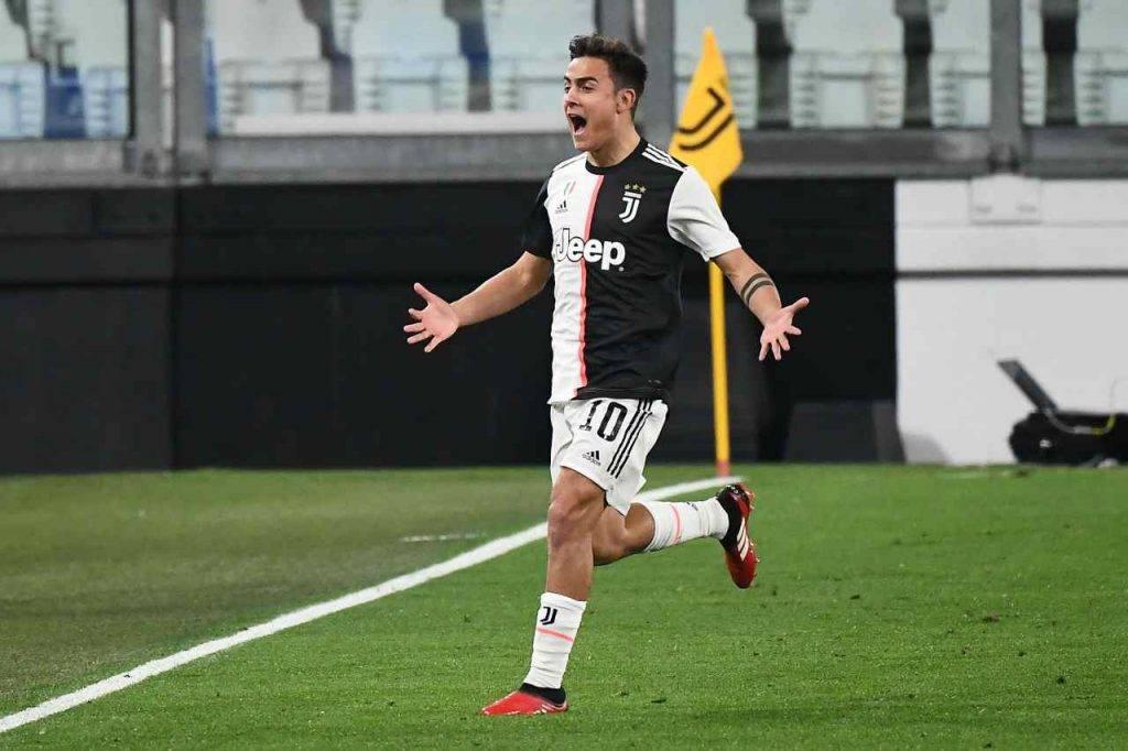 Dybala  Juventus Inter