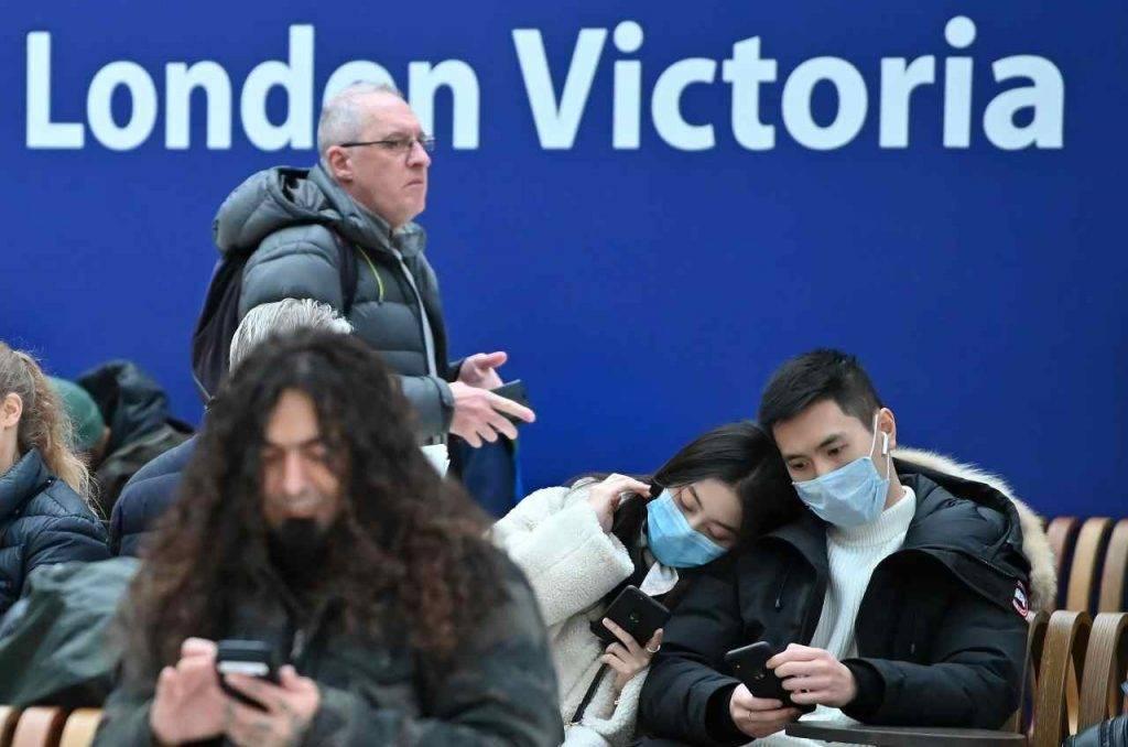 Londra Coronavirus allarme