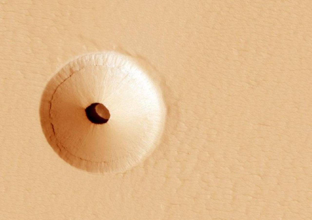 Marte buco
