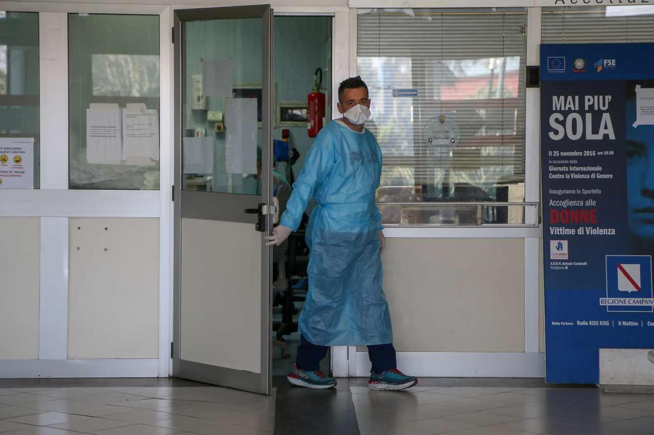 coronavirus medici Ospedale in Italia