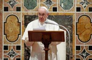coronavirus Papa indulgenza plenaria