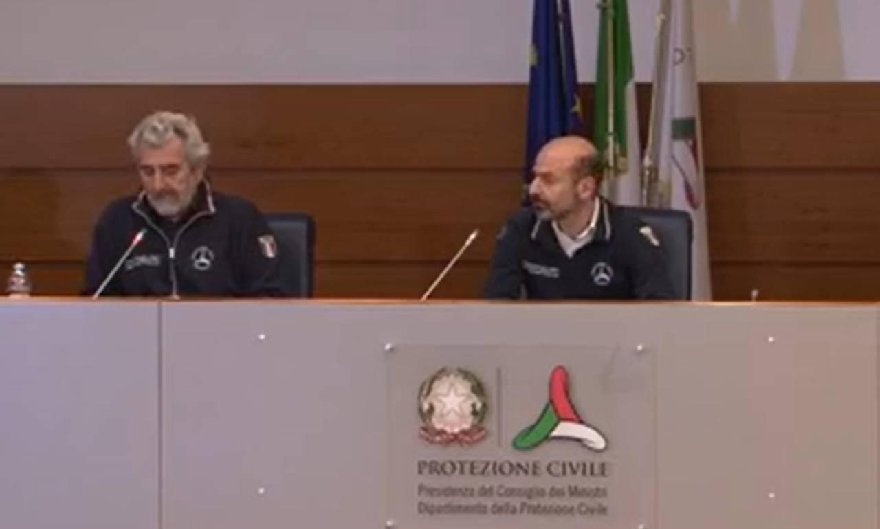 Protezione civile conferenza