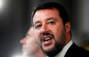 Salvini orban conte