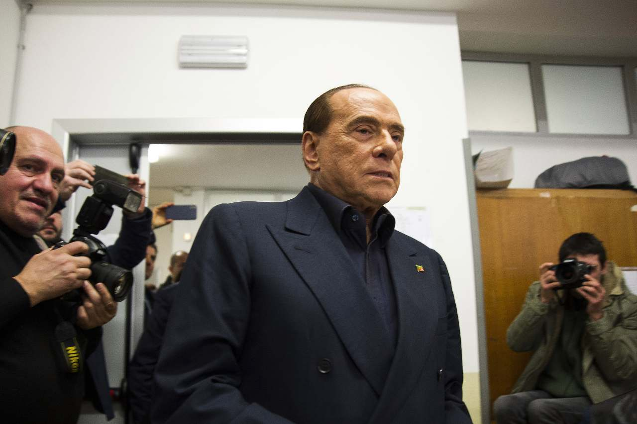 Berlusconi bollettino