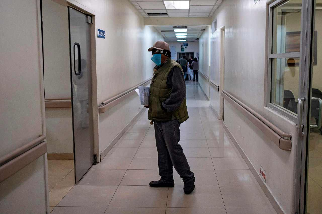 Ospedale -Terapia intensiva