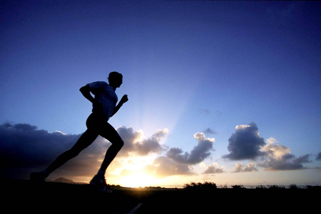 campania de luca jogging