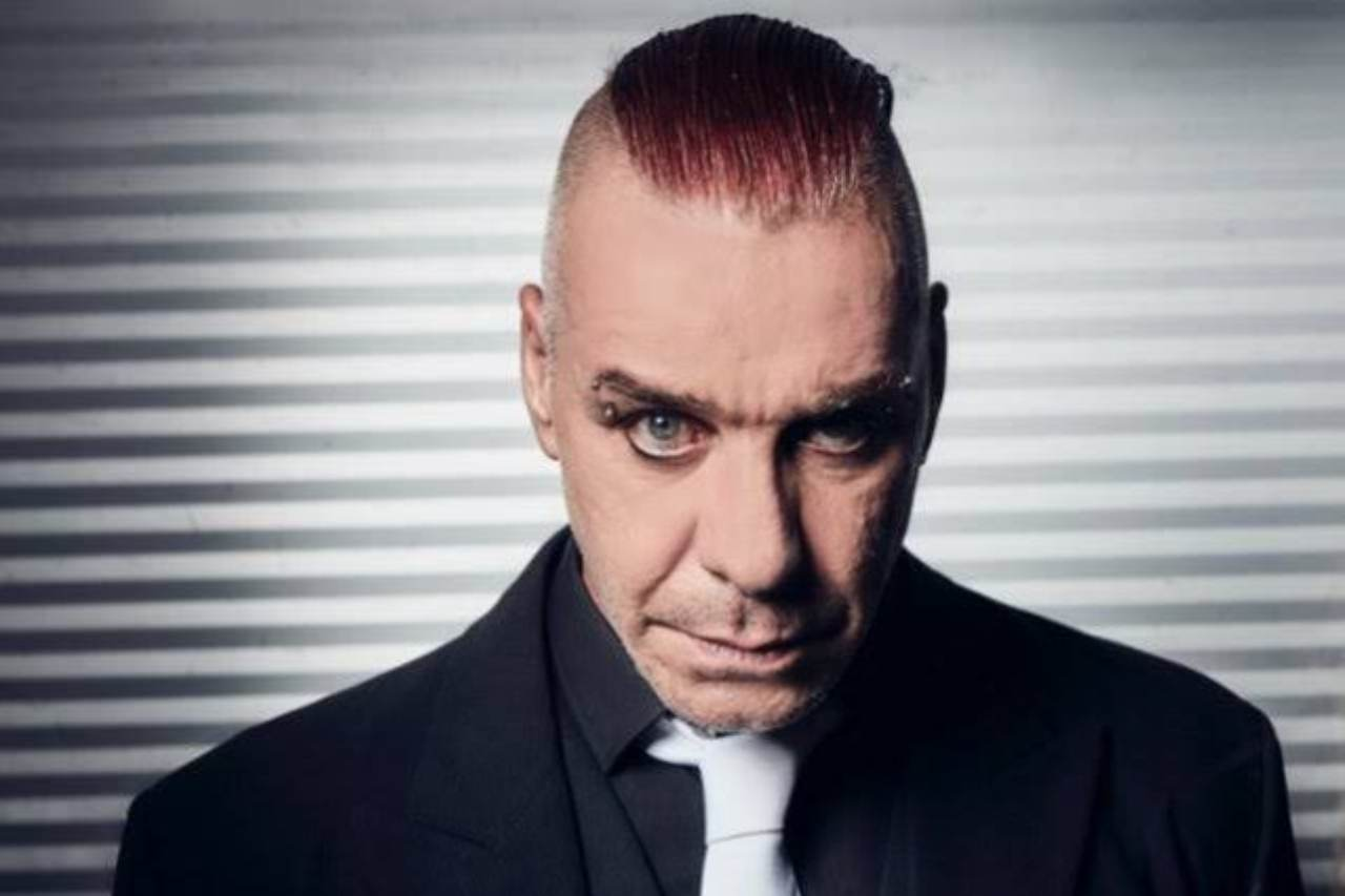 RAMMSTEIN: Till Lindemann in terapia intensiva