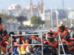 agrigento 400 migranti