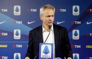 Serie A Gabriele Gravina, Federcalcio