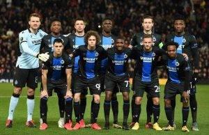Campionato belga Club Brugges