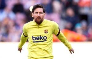 barcellona rinnovo Messi