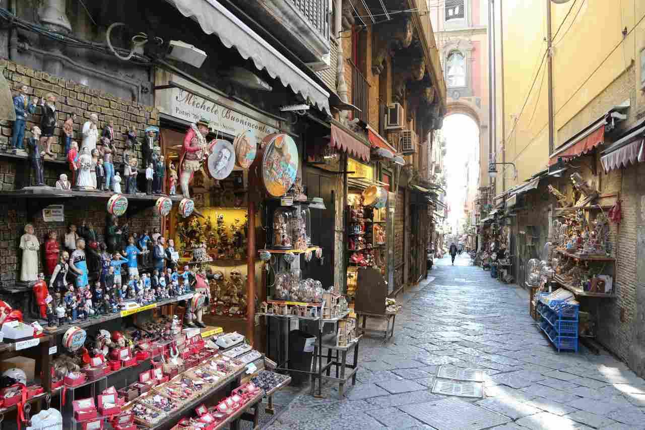 Napoli turismo