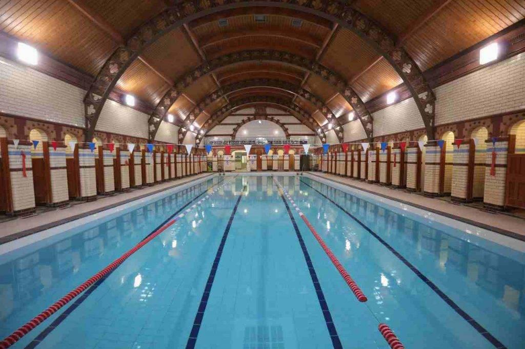 Riapertura piscine