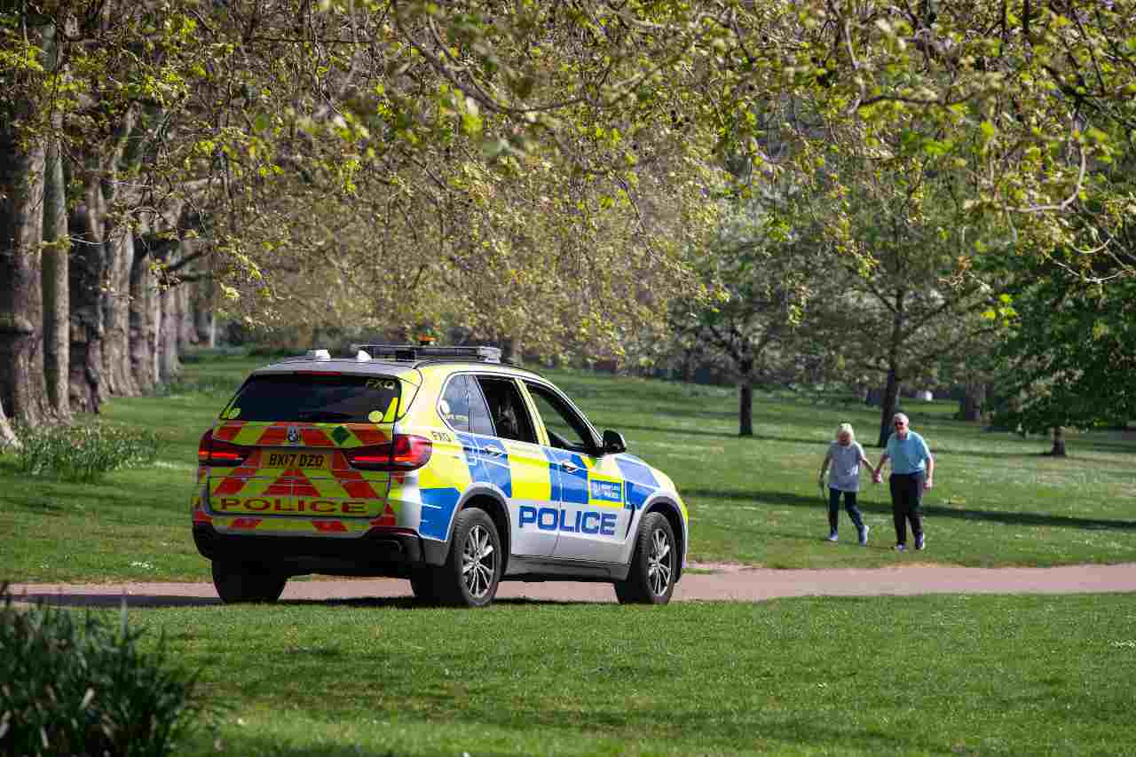 Polizia Londra