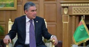 Presidente Turkmenistan Gurbanguly Berdymukhamedov