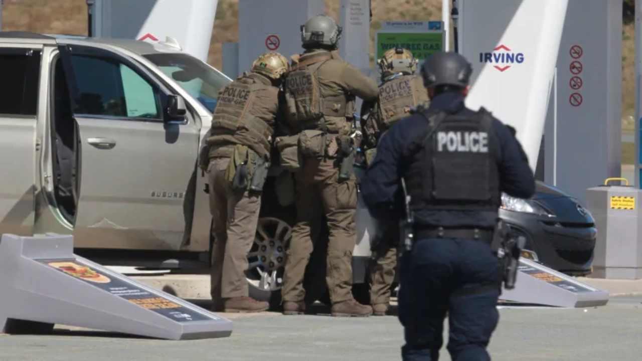 Sparatoria in Nuova Scotia: almeno 10 morti