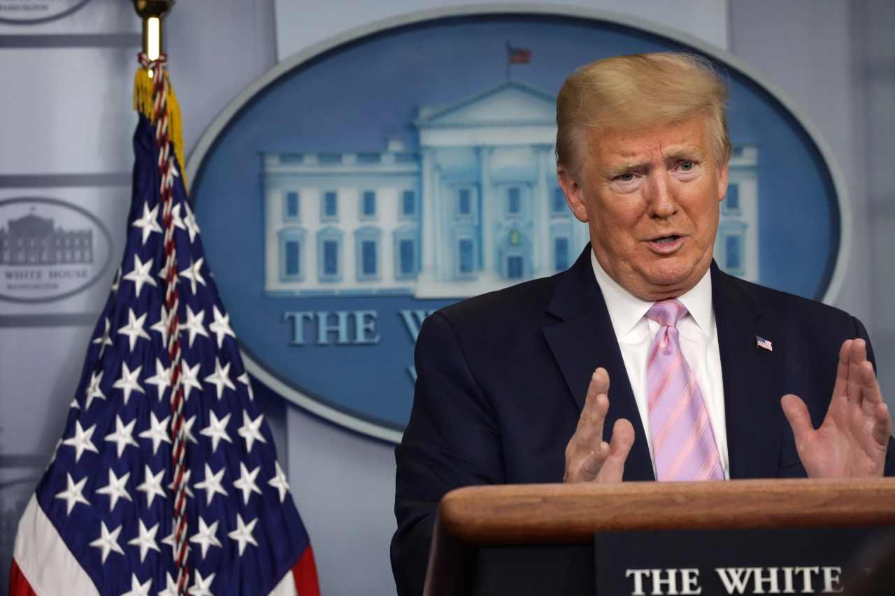 Trump annuncia