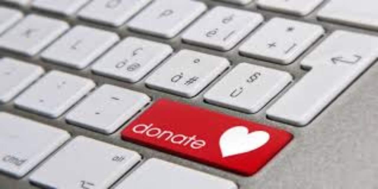 Covid donazioni