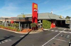 McDonald's colazione