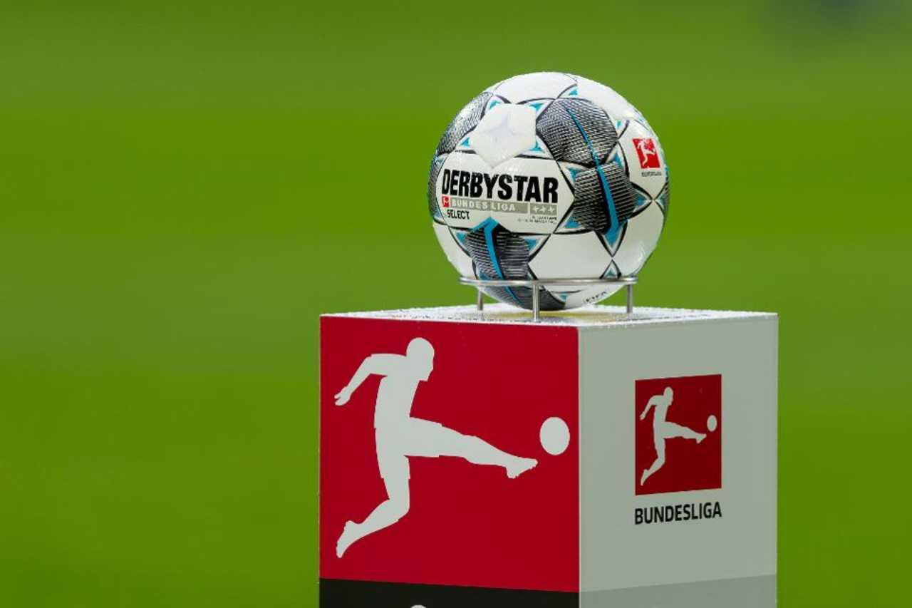 La Merkel dà l'ok alla Bundesliga: