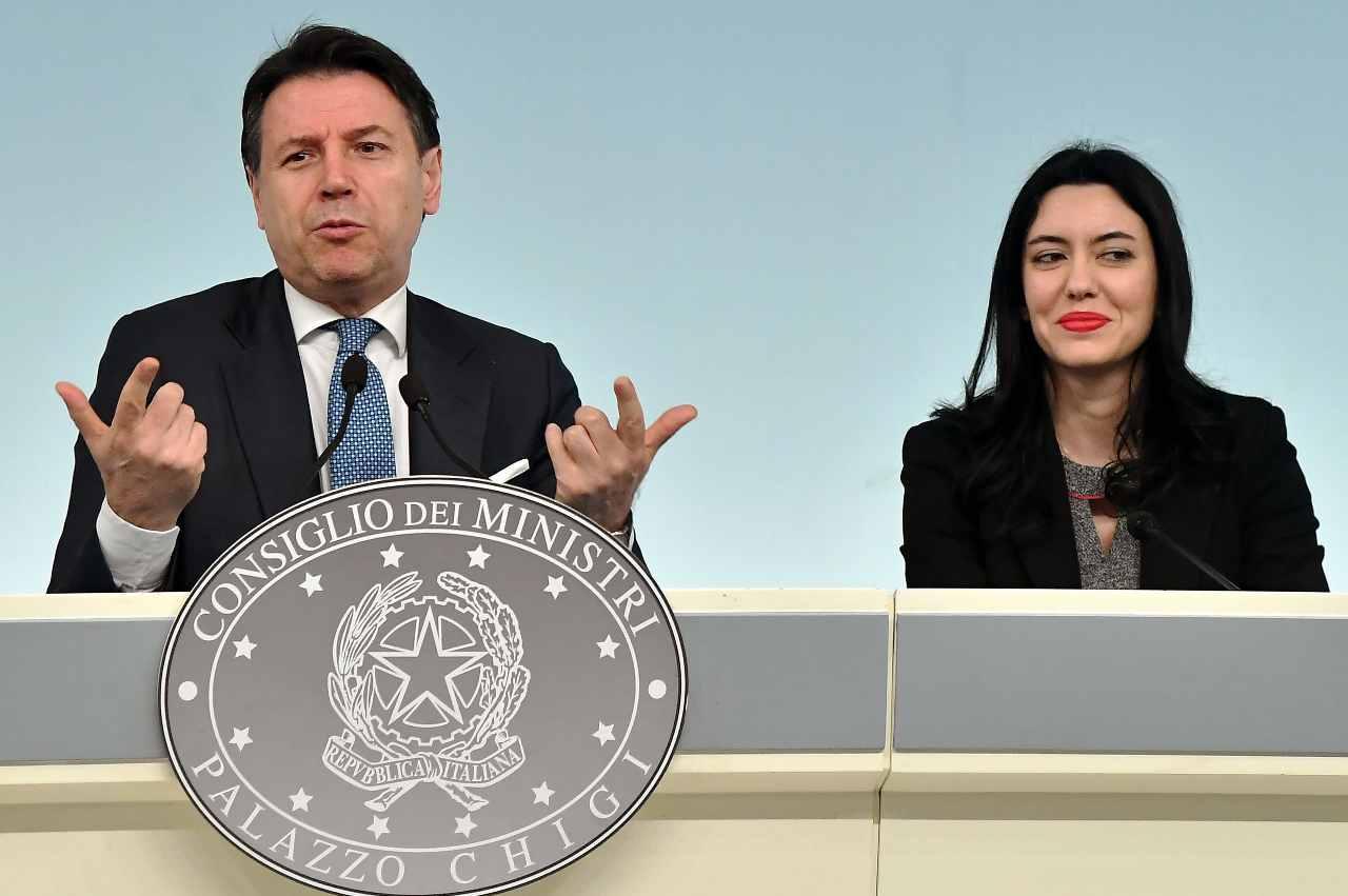 Conte e Azzolina