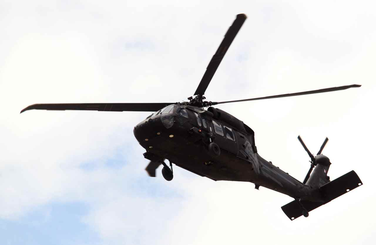 Elicottero polizia Houston