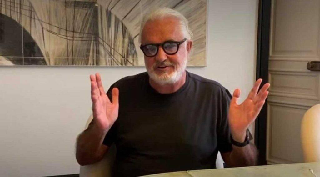 Flavio Briatore critica Governo