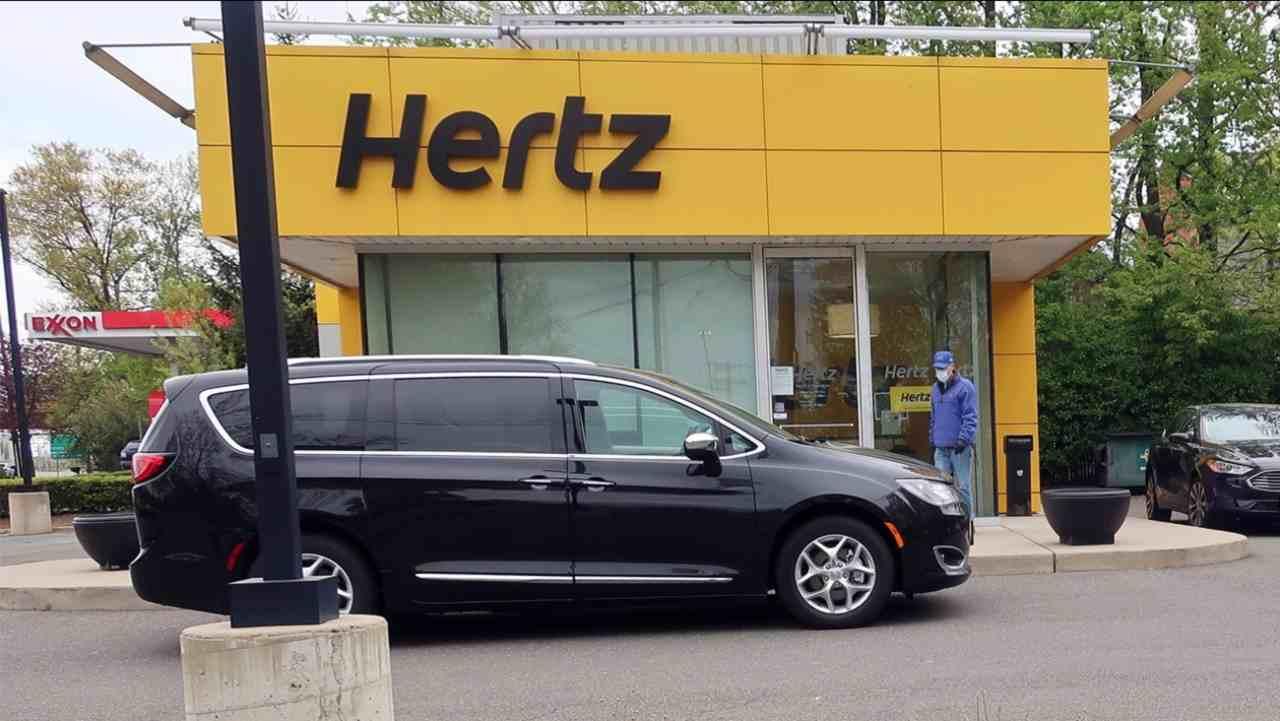 Hertz bancarotta