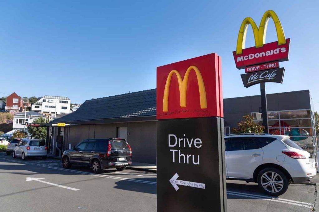 McDonald's clienti sparano