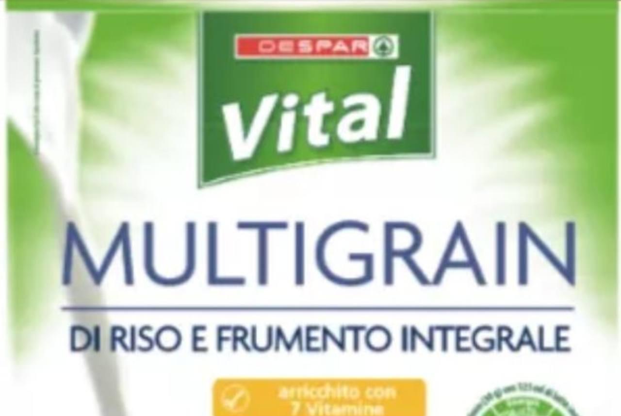 Multigrain di riso e frumento