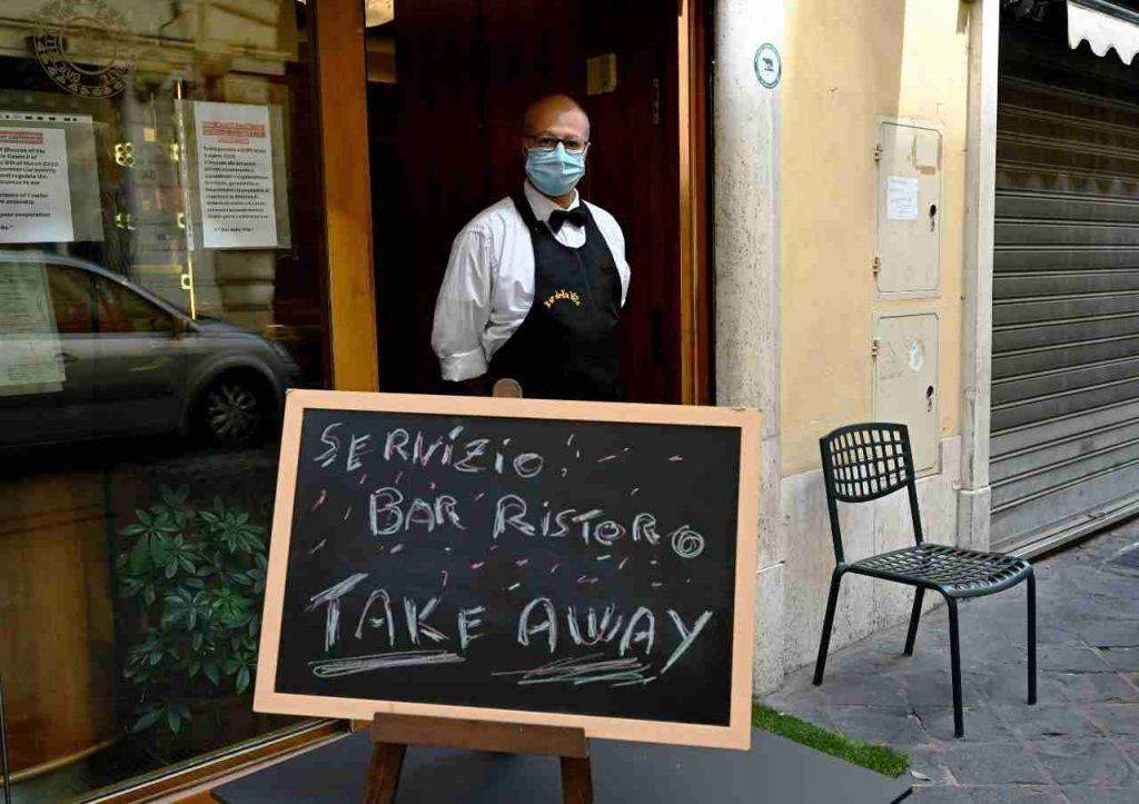 bar ristoranti autocertificazoine