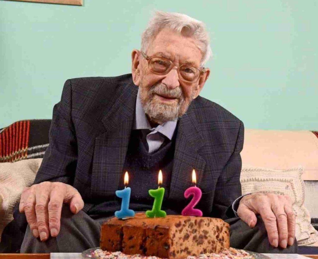 uomo più anziano del mondo