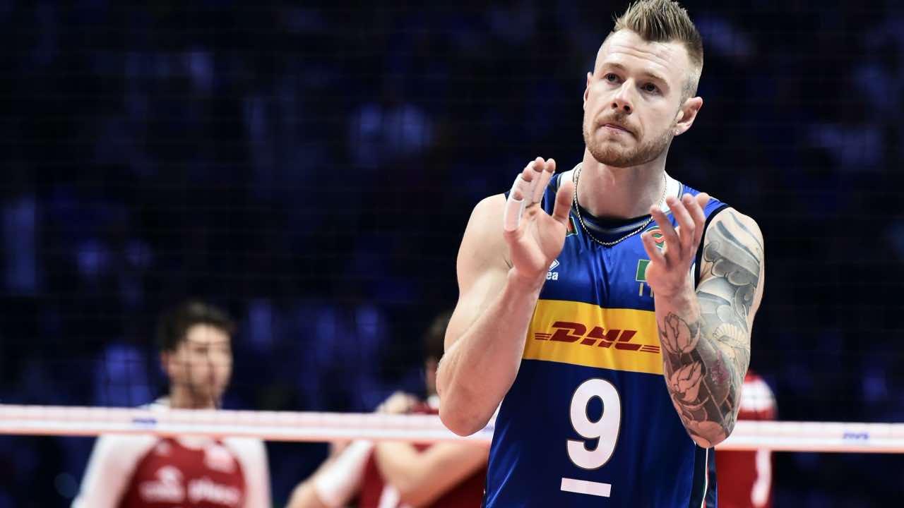 Zaytsev lascia Modena: va in prestito al Kuzbass Kemerovo