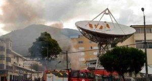 Attacco a Teleamazonas