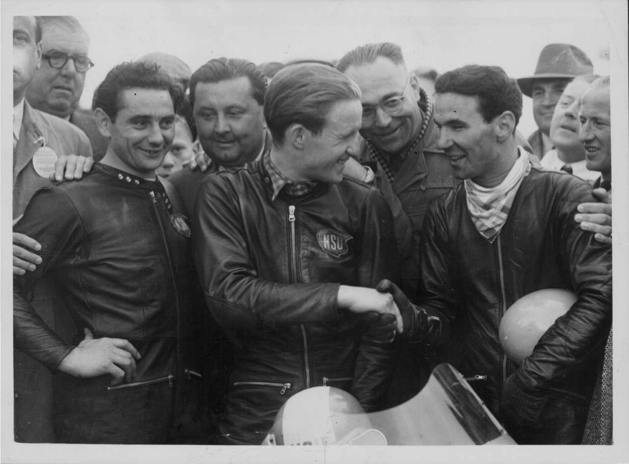 Si è spento a Bergamo Carlo Ubbiali, vinse 9 Mondiali
