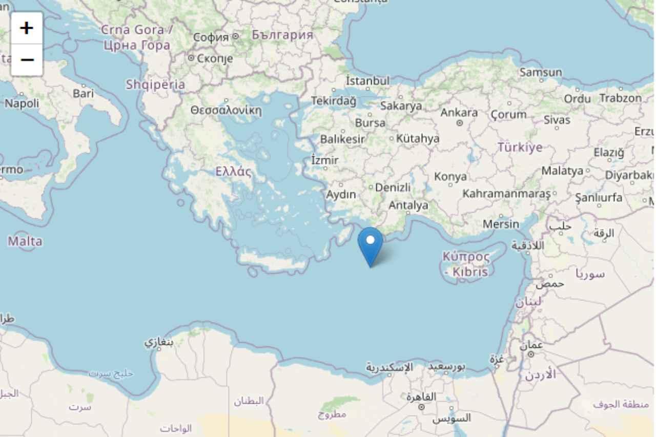 Terremoto nella notte, scosse in provincia di Firenze