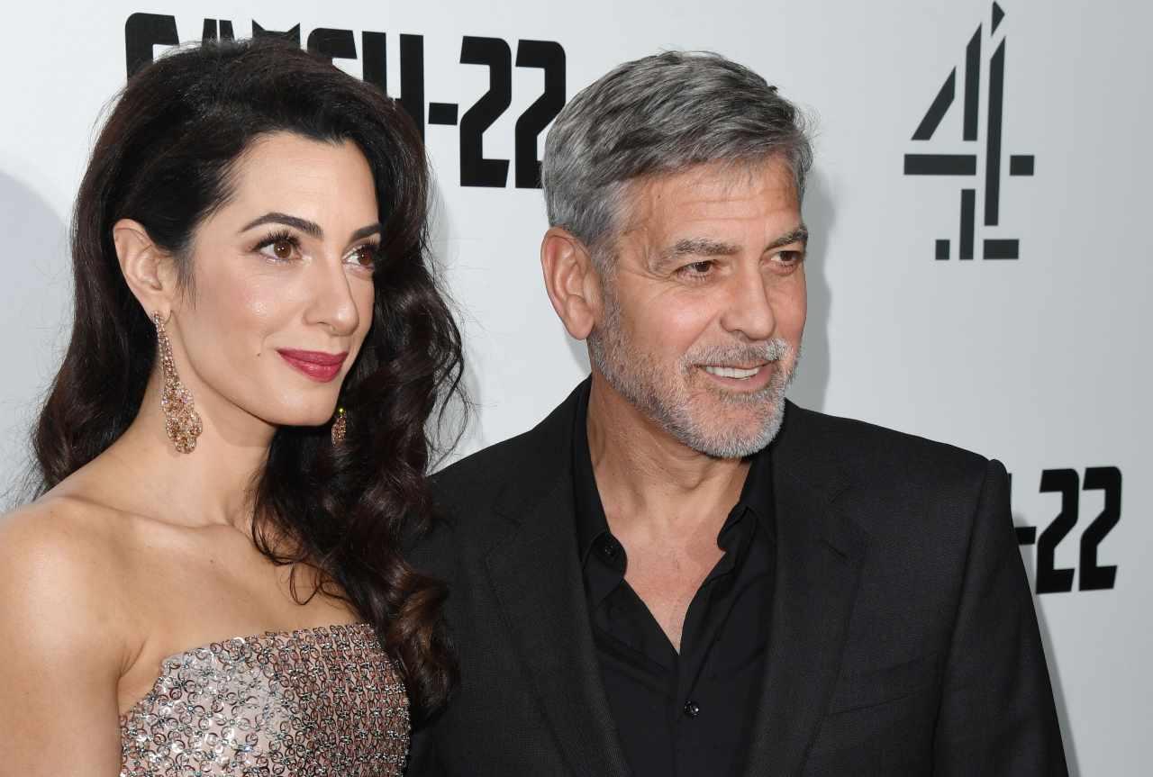 George Clooney e Amal, risposta ai rumor sul terzo figlio?