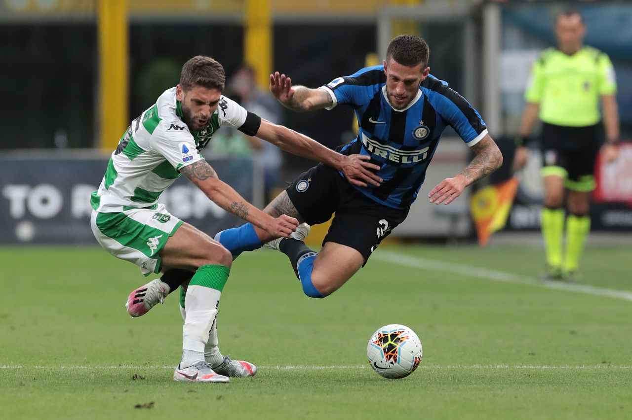 Inter-Sassuolo 3-3, rimonte ed errori La rincorsa dei nerazzurri è già finita