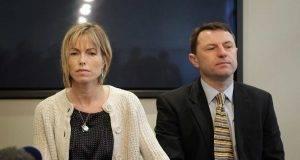 I genitori di Maddie McCann