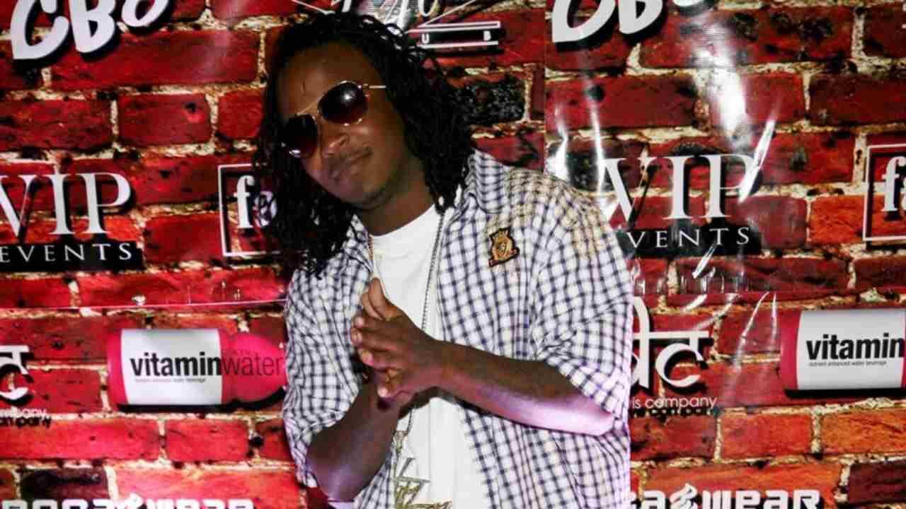 rapper Huey